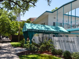 MODERN AND NEWLY FURNISHED GARDEN DISTRICT CONDO