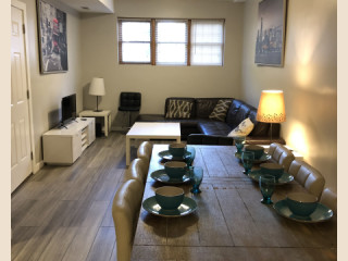 Furnished Downtown Condo, Great for Families - Safe Location with...
